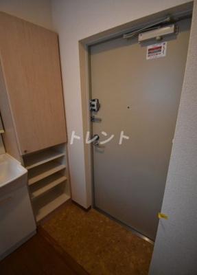 【玄関】ブレコンプラザ銀座