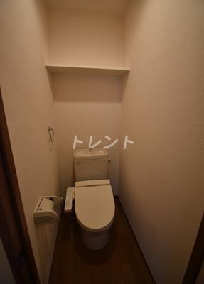 【トイレ】ブレコンプラザ銀座