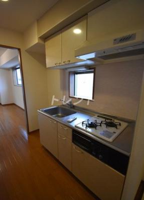 【キッチン】ブレコンプラザ銀座
