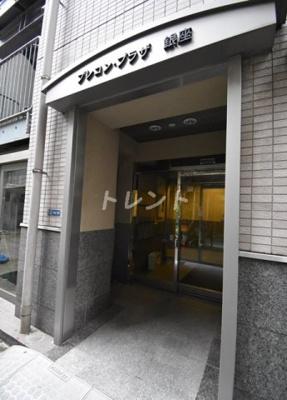 【外観】ブレコンプラザ銀座