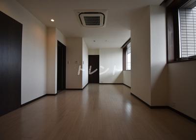 【寝室】愛宕ビューアパートメント