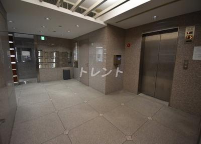 【その他共用部分】愛宕ビューアパートメント