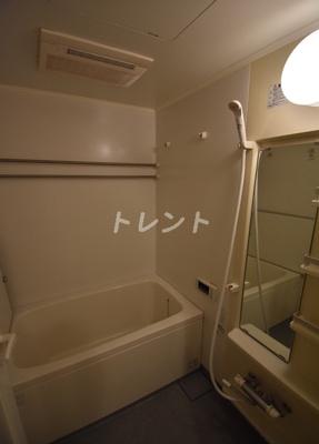 【浴室】レガーロ新橋