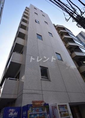 【外観】レガーロ新橋