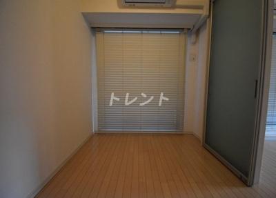 【寝室】レガーロ新橋