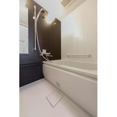 【浴室】パークアクシス白金