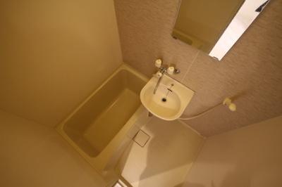 【浴室】ラフィーヌ六甲
