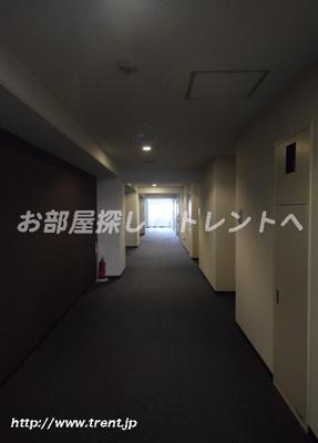 【その他共用部分】パークキューブ八丁堀