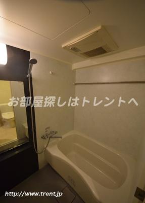 【浴室】パークキューブ八丁堀