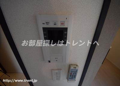 【セキュリティ】パークキューブ八丁堀