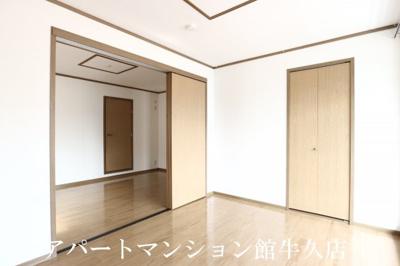【洋室】霞台ハイツB
