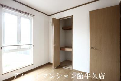 【寝室】霞台ハイツB