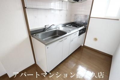 【キッチン】霞台ハイツB