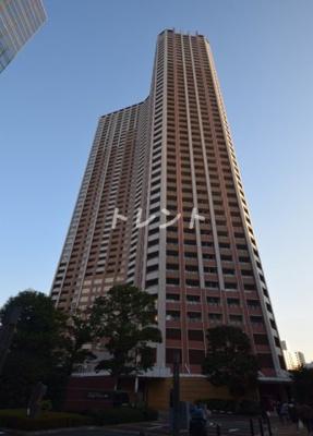 【外観】芝浦アイランドケープタワー