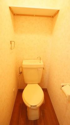 【トイレ】エンジェルシャトーⅤ