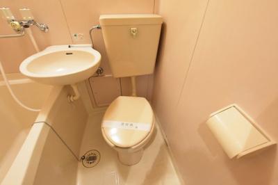 【トイレ】エディフィシオ本厚木