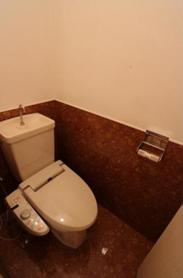 朝日プラザ東池袋のトイレ