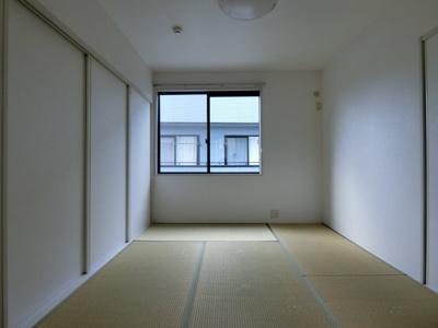 【和室】ヴィ・ラフィネ旗ヶ崎1号館