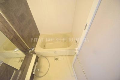 【浴室】アルセダーコート梅北