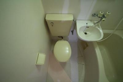 【トイレ】灘南イングビラ