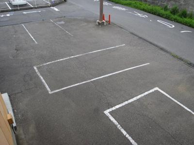 【駐車場】パークサイドマリッチ