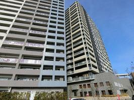 地上23階建ての23階!!最上階!!東南角部屋!!