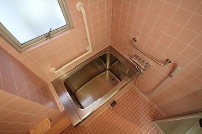 【浴室】第2サン六甲道ハイツ