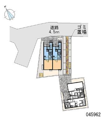 【地図】ツインコートI