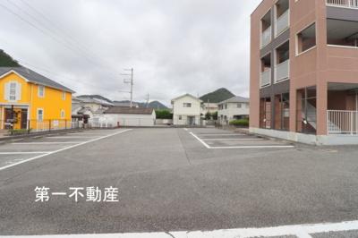 【駐車場】クインシー15