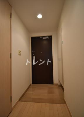 【玄関】レキシントンスクエア白金高輪