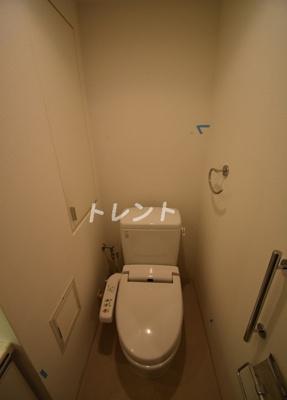 【トイレ】レキシントンスクエア白金高輪