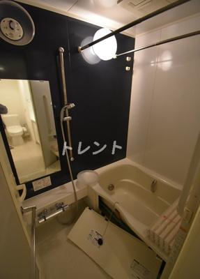 【浴室】レキシントンスクエア白金高輪