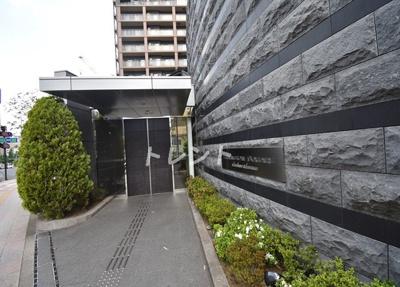 【エントランス】レキシントンスクエア白金高輪