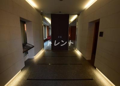 【セキュリティ】グランスイート虎ノ門