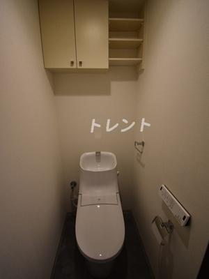 【トイレ】芝二丁目ハウス