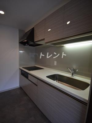 【キッチン】芝二丁目ハウス