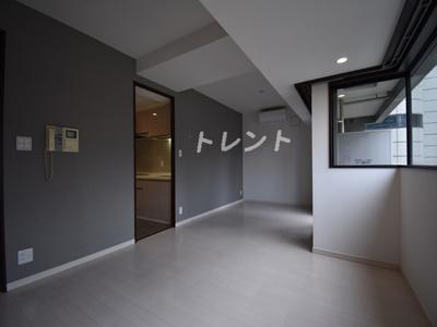 【居間・リビング】芝二丁目ハウス