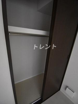 【収納】芝二丁目ハウス