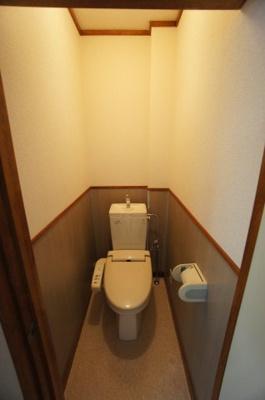【トイレ】メゾンイシザカ