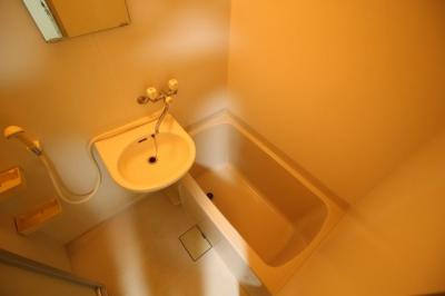 【浴室】苅藻ハイツ