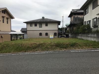 【外観】【売地】岩出第二中学校区・56441