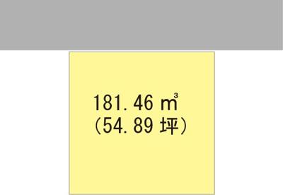 【区画図】【売地】岩出第二中学校区・56441
