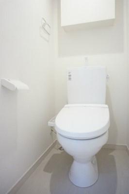 リブリ・アメニティ登戸のトイレ