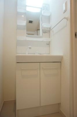 リブリ・アメニティ登戸の洗面台
