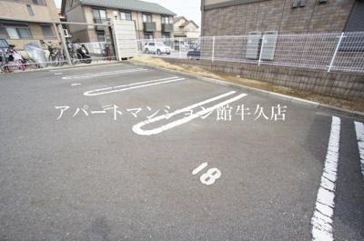 【駐車場】みどりのエアリーN