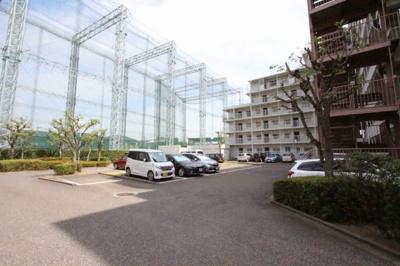 駐車場があります 建物完成しました♪♪毎週末オープンハウス開催♪三郷新築ナビで検索♪