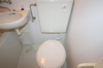 【トイレ】南洋荘