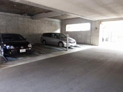 【駐車場】グラン・シエル・ドゥ