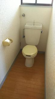 【トイレ】三興アパート