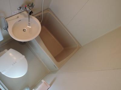 【浴室】コーポU.I